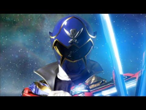 "Power Rangers Super Megaforce - Blue Ranger vs Skatana |  Episode 3 ""Blue Saber Saga"""