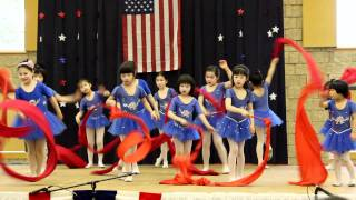 Chinese Ribbon Dance (Kids)