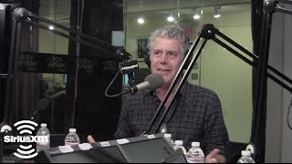 "Anthony Bourdain [EXPLICIT] on Guy Fieri's ""Terror Dome"" // SiriusXM // Opie & Anthony"