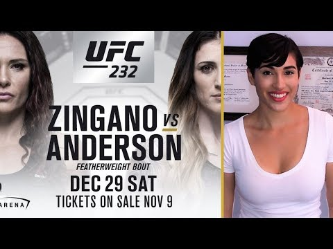 Cat Zingano vs Megan Anderson: Zingano's Pathway to Victory