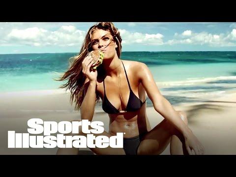 Nina Agdal Talks Super Bowl Commercial | Sports Illustrated