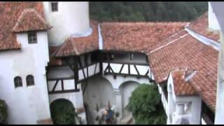 Dracula Castle Transylvania..inside tour