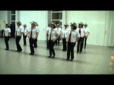 country as can be line dance new spirit of country dance youtube. Black Bedroom Furniture Sets. Home Design Ideas