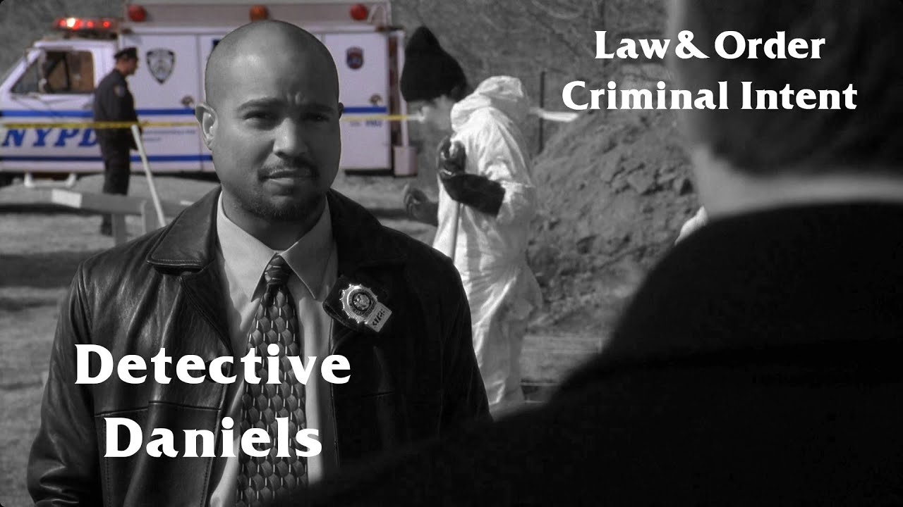 Download Law and Order: Criminal Intent  - Detective Daniels (Tribute).