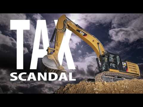 Caterpillar Tax Scandal
