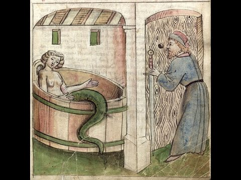 Sea-Lore of Old France: Melusine's Magic and New World Cousins