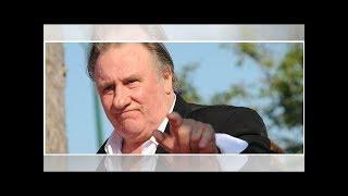 Gérard Depardieu soupçonné de viols: qui est la jeune actrice, fille d'un ami de l'acteur, qui l...