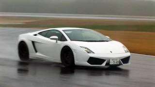 Lamborghini Gallardo LP560-4 / 豪雨のCircuit Impression (André Lotterer & Yasutaka Gomi) thumbnail