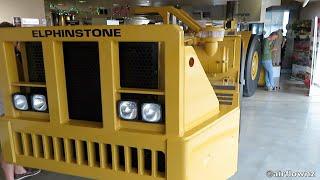 Elphinstone Underground Articulated Truck Tasmania Australia - 2020