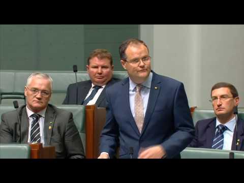 Ted O'Brien (LNP-Fairfax) Maiden Speech (Aug 31, 2016)
