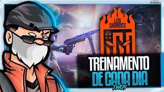 🔴 FREE FIRE AO VIVO - TWO9 🔴 JOGATINA DPS DO CAMP 🔴 #650K #LOSGRANDES
