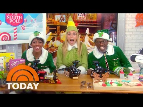 Jill Martin Channels Her Inner 'Elf' For The Biggest Steals And Deals!   TODAY