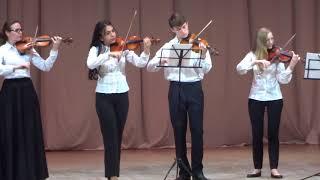 18.Струнный ансамбль Pizzicato - Канон