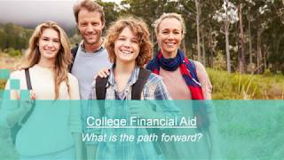 Understanding the College Financial Aid Formula