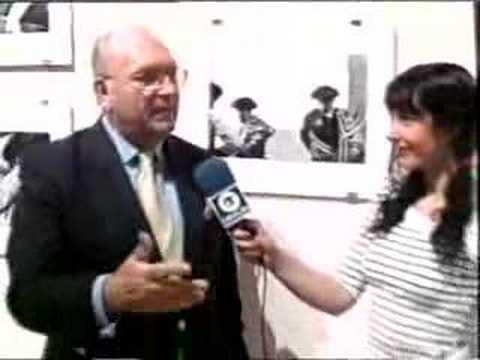 Interview with Ramón Moreno de Los Ríos y Díaz