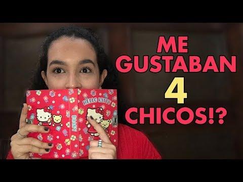 LEYENDO MI DIARIO | Me Gustaban 4 Chicos!?