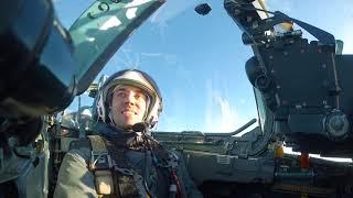 """New Zealander - Nick's flight on L-29 Airclub """"Phoenix"""""""