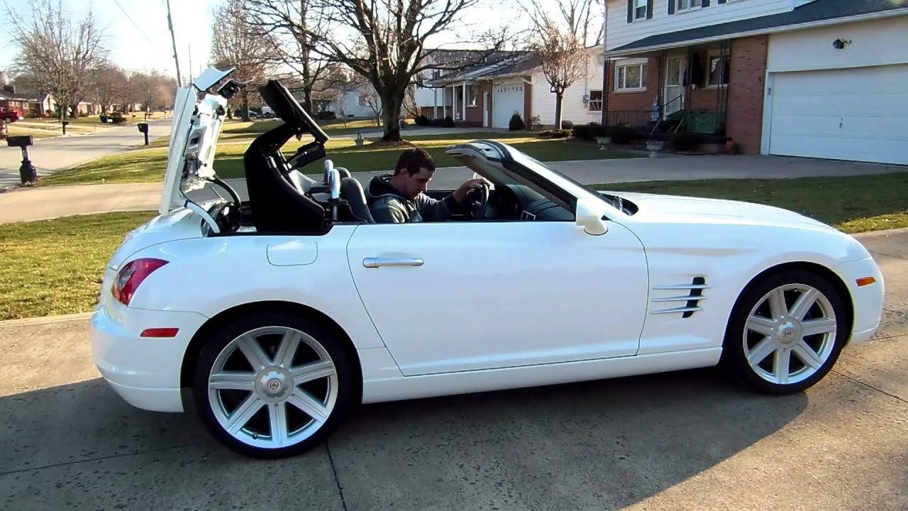 chrysler crossfire 2004 convertible. chrysler crossfire 2004 convertible r
