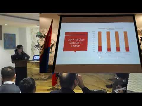 The 12th IMSC - Dotno Dashdorj - Changes in land tenure in Inner Mongolia's pastoral areas
