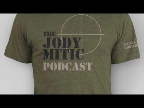 The Jody Mitic Podcast Episode 37 - Mark Hatfield