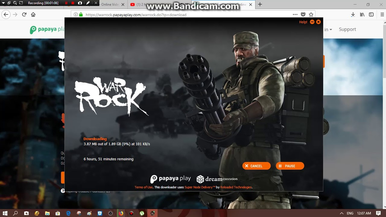 warrock site officiel