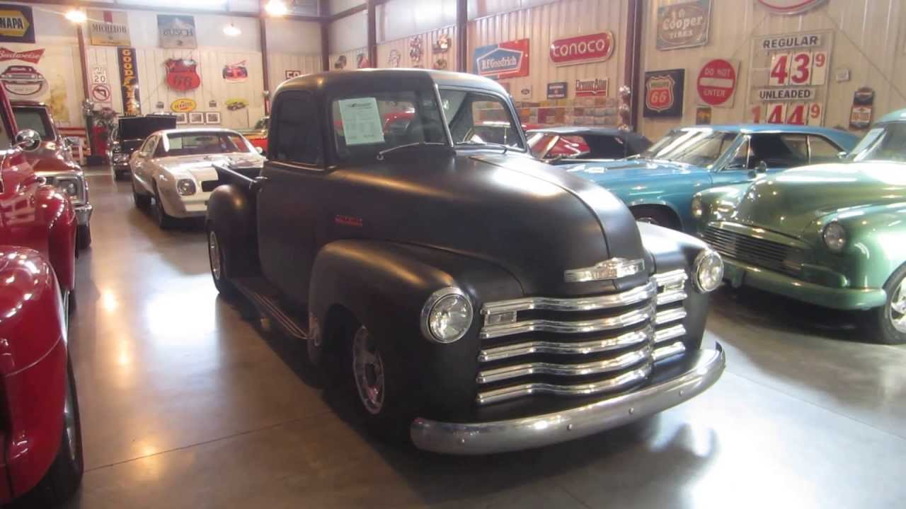 Sold 1950 Chevy 3100 For Sale Passing Lane Motors