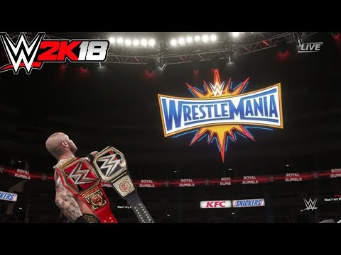 WWE 2K18: What Happens If The Double World Champion Wins The Royal Rumble?