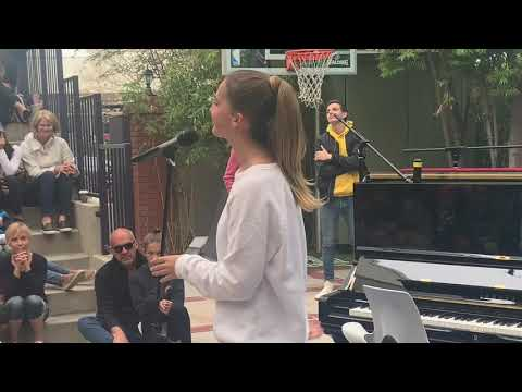 Falling (Live Preformance) - At Seven Arrows Elementary School, April 26th 2019