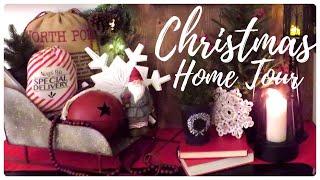 Christmas Home Tour 2018