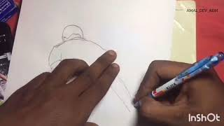 Cristiano Ronaldo drawing video   Belive it Done   JUST DO IT