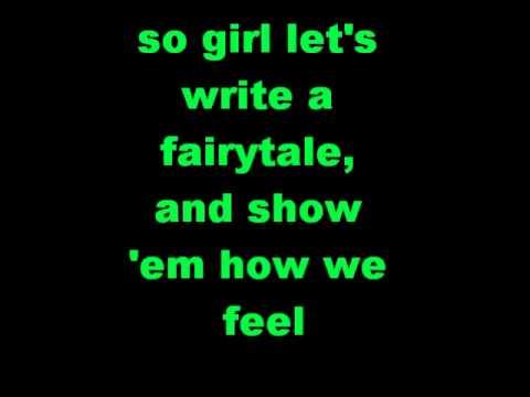Favorite Girl- Lyrics
