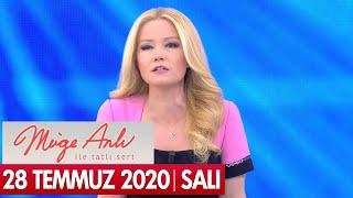 Müge Anlı ile Tatlı Sert 28 Temmuz 2020