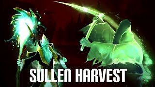 Имморталка на Некрофоса - Sullen Harvest - Immortal Treasure II 2017
