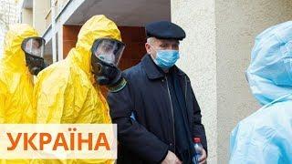 коронавирус в Украине. В Черновцах с подозрением на COVID-19 госпитализировали еще одного человека
