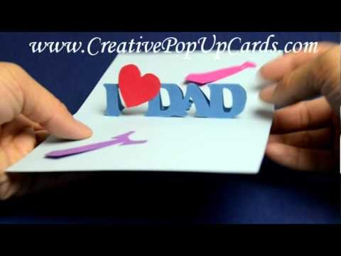 Easy fathers day cards to make