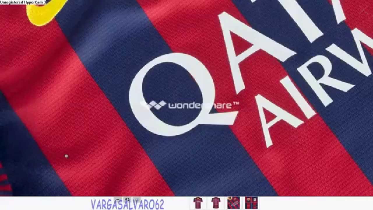 Reconocer si una camiseta del barcelona es original(solo vídeo) - YouTube 7677fcbf58e33