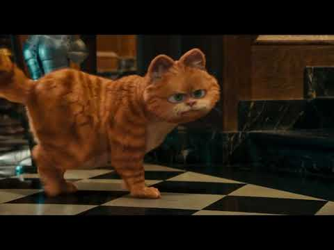 Garfield Tamil Dubbed Movie Hd Part 2 Youtube