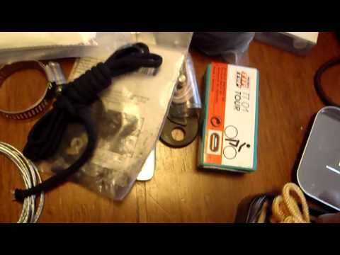 Bicycle Touring Equipment Overview Part 2 of 3