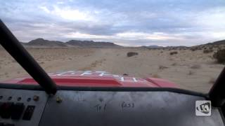 EVO 1's First Shakedown Run for the 2013 King of the Hammers Race
