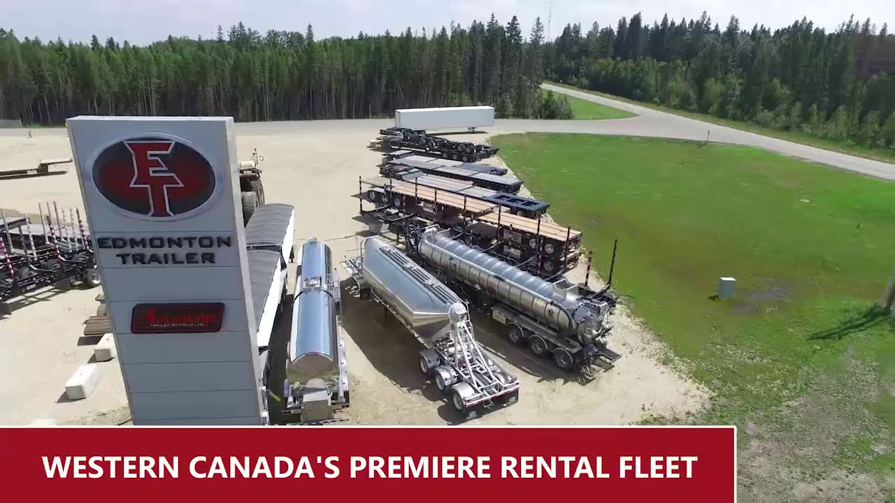 Edmonton Trailer Sales & Leasing Ltd: Transport Trailers