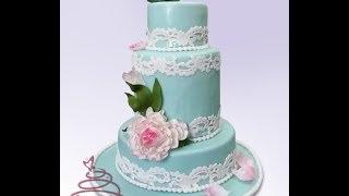 видео Где в Киеве заказать свадебный торт