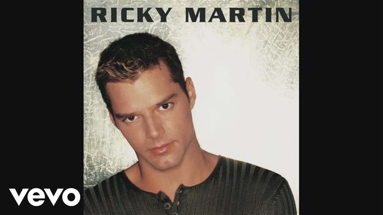 Ricky Martin You Stay With Me Audio Youtube