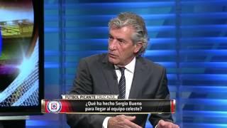 Análisis Sergio Bueno DT de Cruz Azul