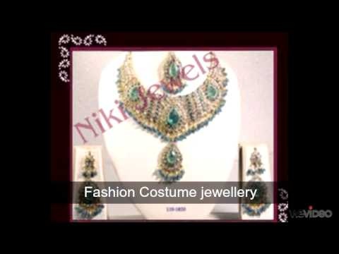 Niki Jewels: Fashion Jewelry Manufacturer In Mumbai - 400 092, Fashion Jewellery, Costume Jewellery.