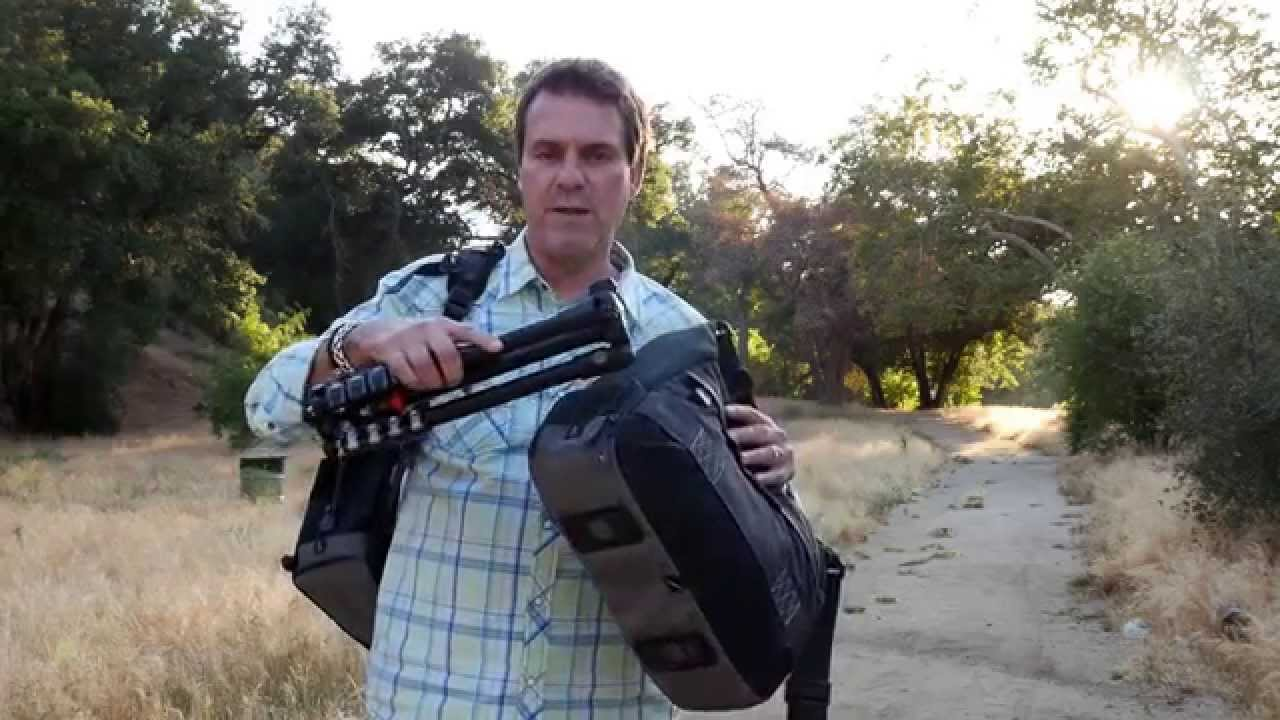 William Innes Reviews The Vanguard Veo Travel Tripod Youtube 42 Backpack