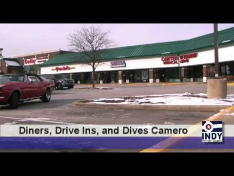 Guy Fieri Shoots Another Diners, Drive Ins, And Dive Segment In Indianapolis