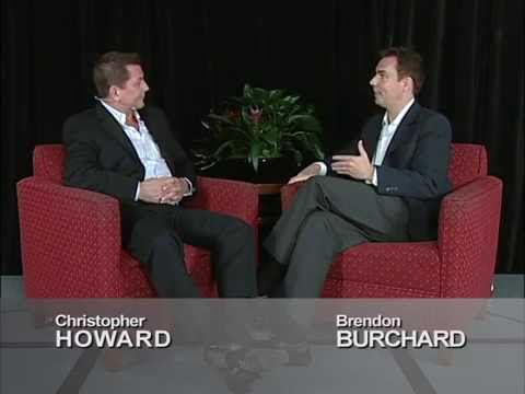 Chris Howard one on one with Brendon Burchard