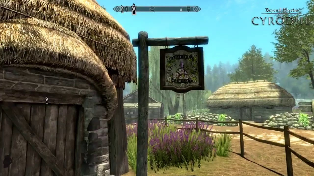 Beyond Skyrim: Cyrodiil - Bravil Adventure Stream Part 2