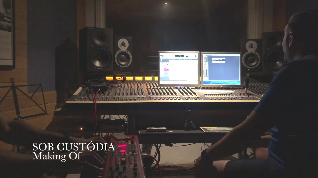 Sob Custódia - Aline Venturi (Making Of)