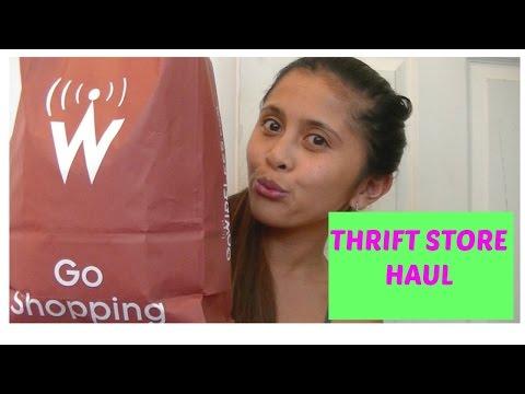 Thrift store haul vlog…ukay ukay is the best buy